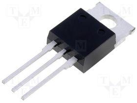 IRFB9N60APBF TTranzystor: N-MOSFET; unipolarny; 600V; 9,2A; 170W; TO220AB