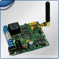 Kontroler GSM v2