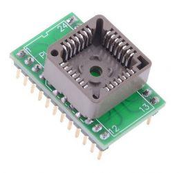 Adapter uniwersalny PLCC28 --> PDIP24