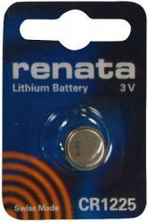 Bateria guzikowa, litowa Renata CR 1225, 3V, 48 mAh