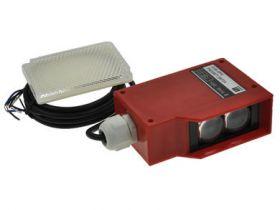 Czujnik; fotoelektryczny; G100-R7PH; PNP; NO/NC; refleksyjny (z lustrem); 7m; 10÷30V; DC; 200mA; prostopadłościenny; 36x69mm; z
