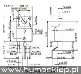 KA5Q1265RT (5Q1265RT) TO-220F