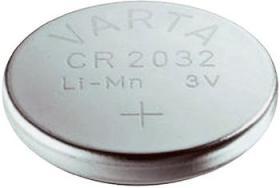 Bateria guzikowa, litowa Varta CR 2032