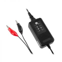 Ładowarka do akumulatorów żelowych 12V 2Ah do 90Ah oraz SLA, AGM