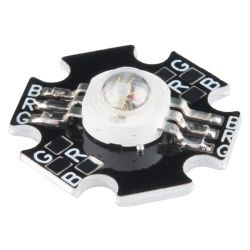 Triple Output High Power RGB LED