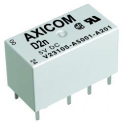 Mały przekaźnik D2N, 2A, 2UK,monostabilny 12 V / DC