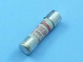 12A5/10x38mm FF CER.BEZP.660V