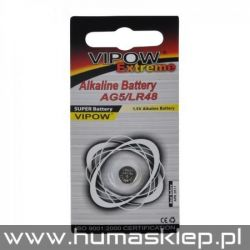 AG5/LR48 Bateria alkaliczna EXTREME