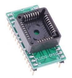 Adapter uniwersalny PLCC32 --> PDIP28