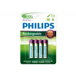 Akumulator R3 1000mAh PHILIPS ready to use