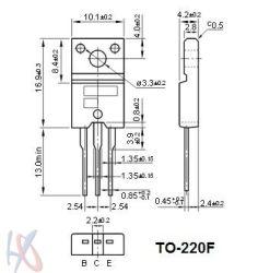 """2SC4883A-Y (2SC4883 A-Y) """"Sanken"""""""