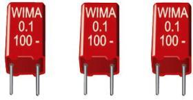 Kondensator miniaturowy WimaMKS2 3.300uF, 63VDC