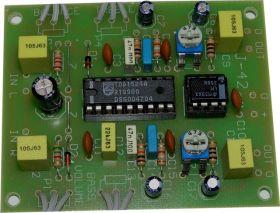 KIT642 Przedwzmacniacz z regulacja siły głosu, balansu, barwy (Zestaw do montażu) J-042