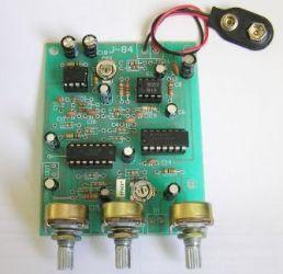 KIT684 Echo i pogłos elektroniczny (Zestaw do montażu) J-084