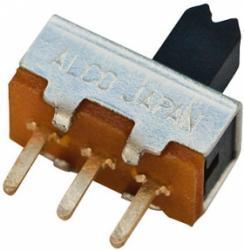 Przełącznik ślizgowy Tyco SLS121PC04