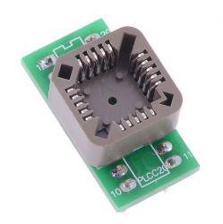 Adapter uniwersalny PLCC20 --> PDIP20 (GAL/PAL)