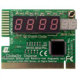 Karta Diagnostyczna P.O.S.T. PCI 6-digit