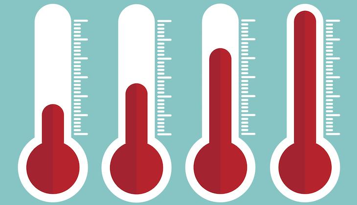 température idéale pièce