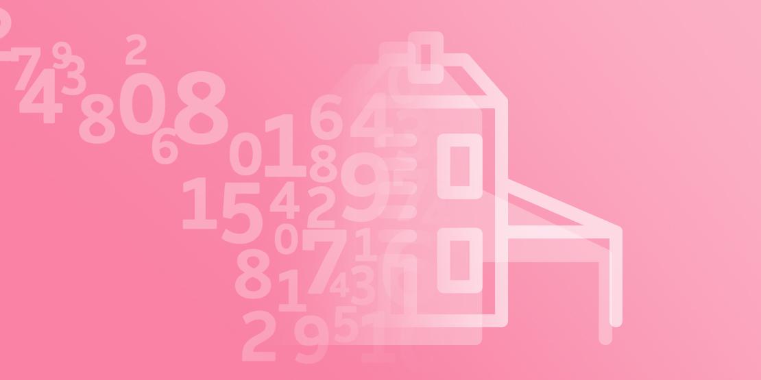 maison connectée chiffres slider