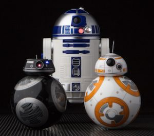 cadeau connecte droide