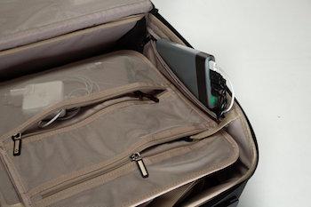 valise connectée été tend