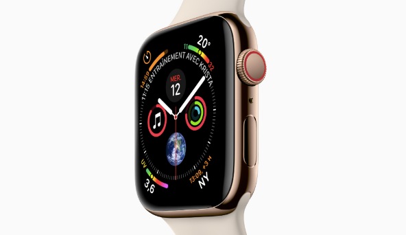 Apple Watch 4 Montre connectée Noël