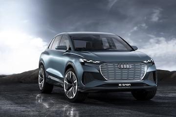 Audi voiture électrique