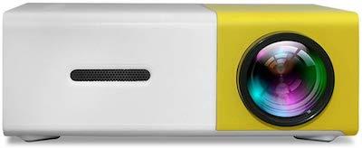 video projecteur connecté