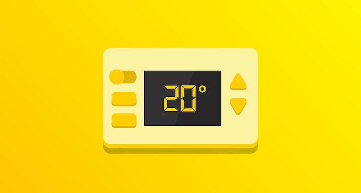 thermostat sans fil