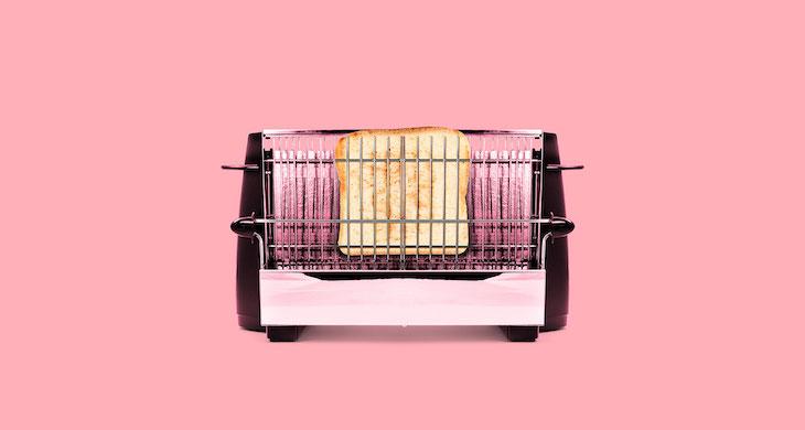 radiateur grille-pain
