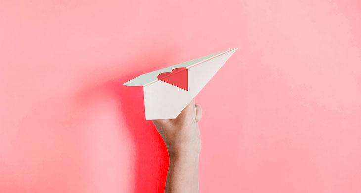 Une saint-Valentin connectée