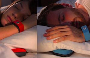 L'oreiller connecté