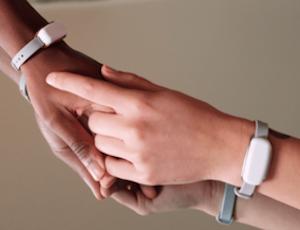 Le bracelet connecté