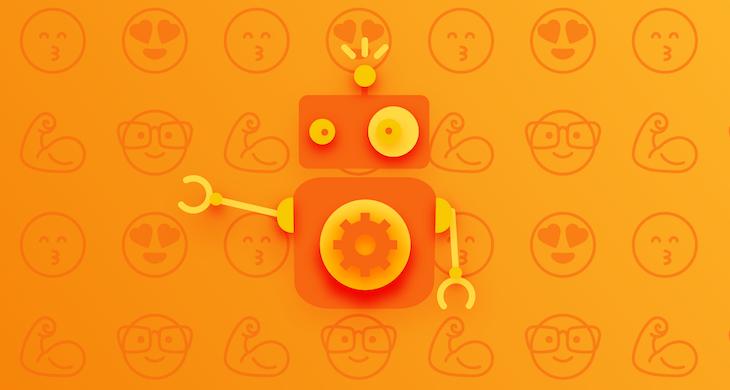 Robot compagnon connecté