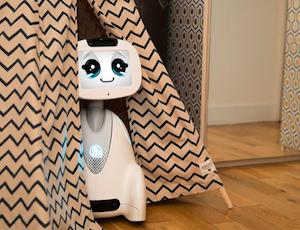 Buddy robot émotionnel