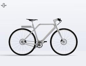 Vélo connecté Angell