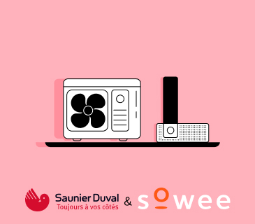 Sowee et Saunier Duval
