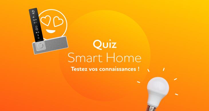 Quiz smart home