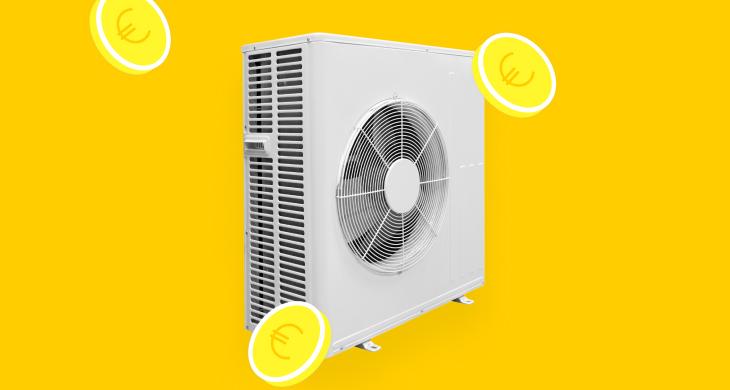 pompe à chaleur économie