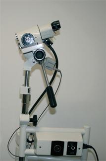 Figure 16.5 Colposcope.