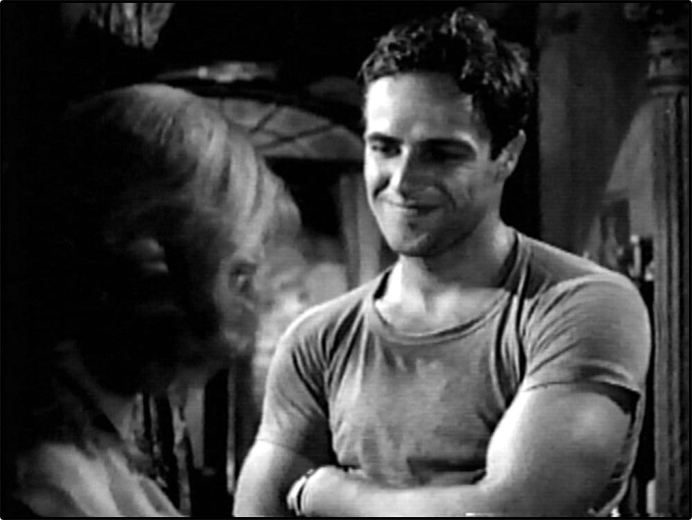 Figure 4.20 A Streetcar Named Desire, the play and then the film, introduced the Method acting of Marlon Brando and others to the American public.