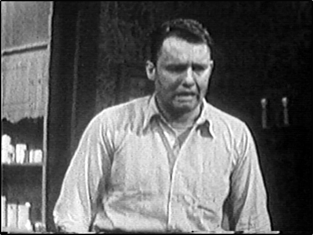 Figure 4.21 Rod Steiger brought Method acting to television in a production of Marty that was broadcast live in 1953.