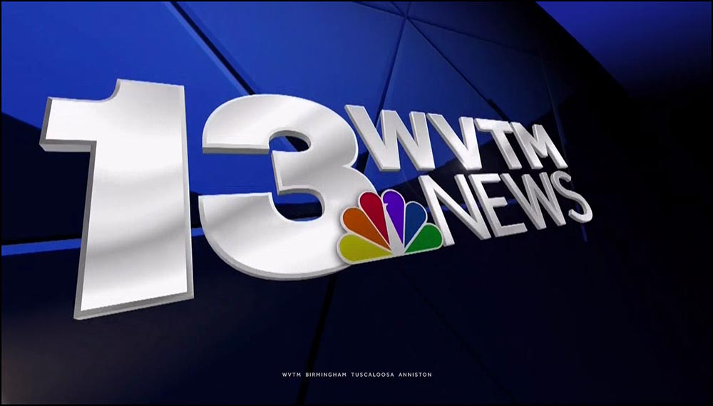 Figure 5.18 Opening credits for an evening newscast on WVTM, an NBC affiliate in Birmingham, Alabama, which leads to . . .
