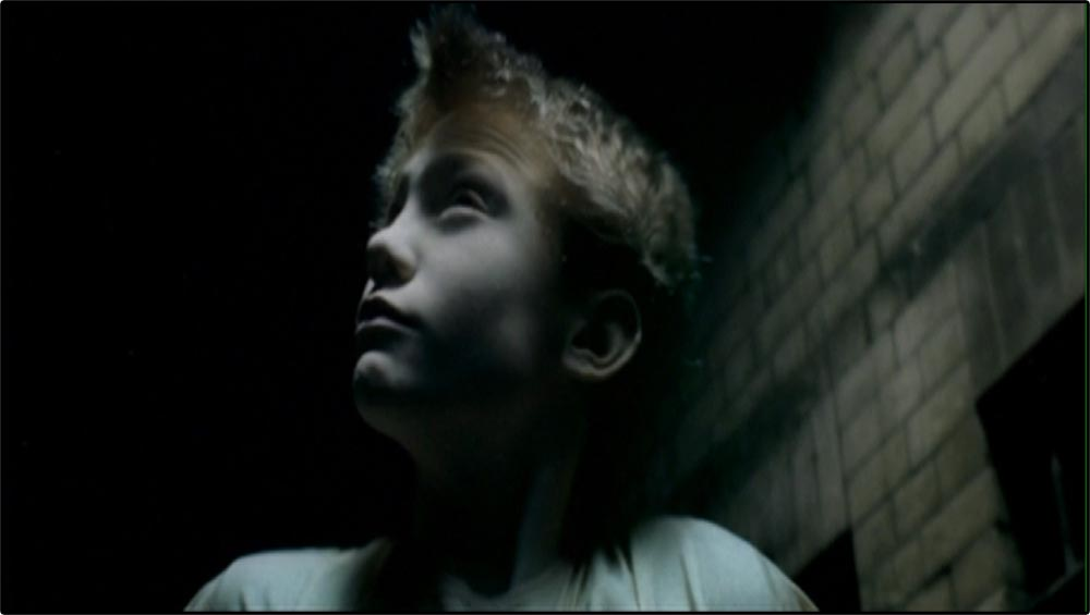 Figure 8.32 Low-­key lighting in the music video Only You.
