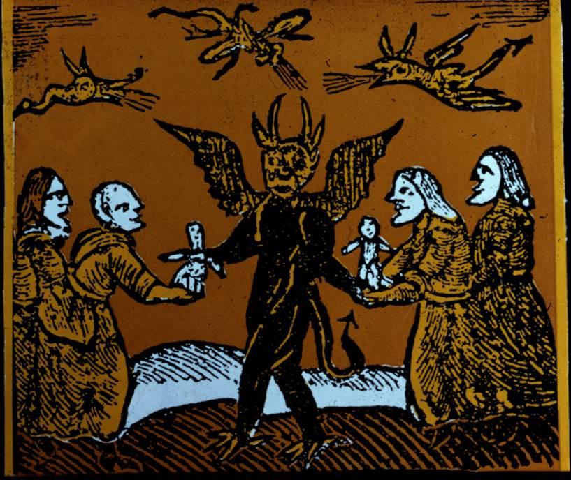 modern day witchcraft trials