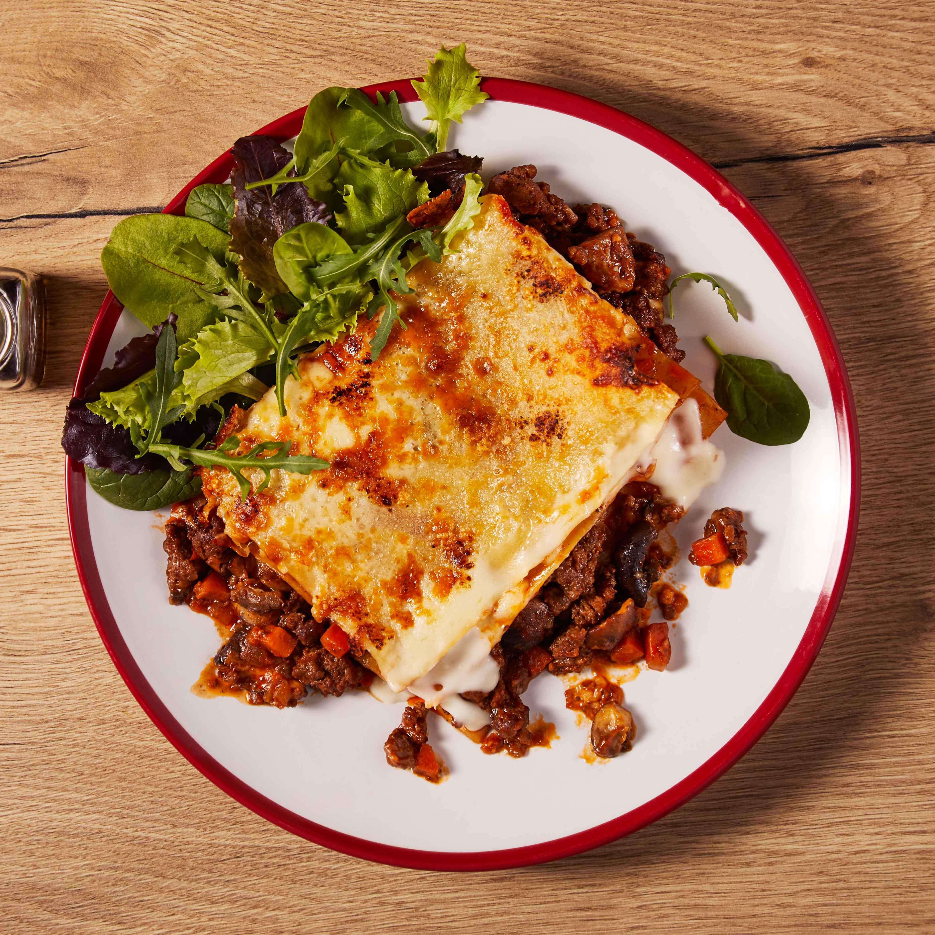 Big Flavour Beef Lasagne Gousto