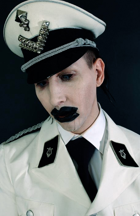 The Golden Age, Weeping Officer (Marilyn Manson)