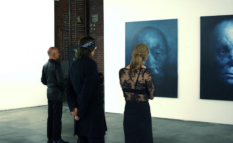 Sir Ben Kingsley, Helnwein, Alexandra