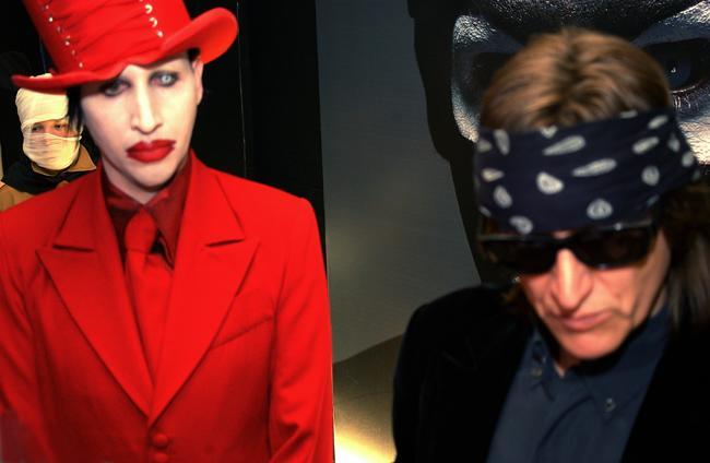 Manson, Helnwein