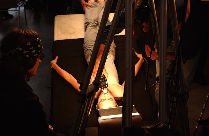 """Making of the video """"Das Paradies und die Peri"""""""